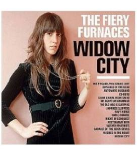 Widow City-1 CD