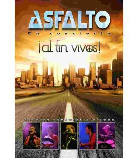 Al Fin Vivos, Live (2 DVD)
