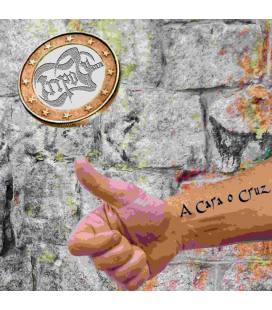 A Cara o Crúz-1 CD EP