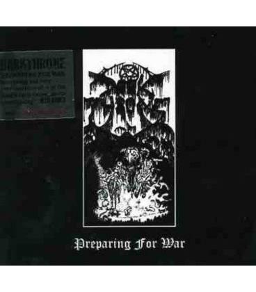 Preparing For War-1 CD