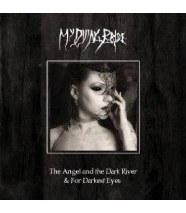 Angel & The Dark River / Darkest Eyes-1 CD+1 DVD