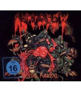 Mental Funeral-1 CD+1 DVD