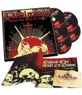 Behind The Wall Of Doom-1 CD+1 LIBRO