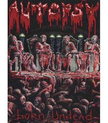 Born Undead-1 DVD