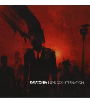 Live Consternation-1 CD+1 DVD
