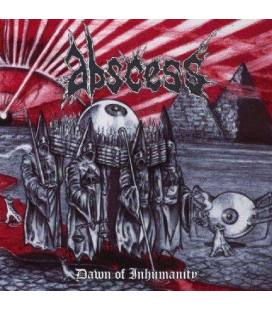 Dawn Of Inhumanity-1 CD