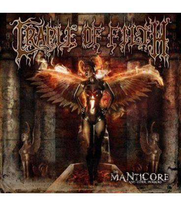 The Manticore And Other Horrors-1 CD