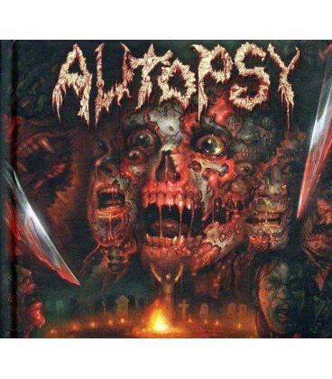 The Headless Ritual-1 CD