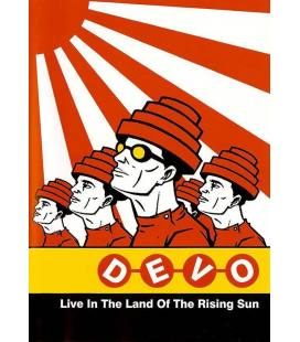 Live In The Land Of The Rising Sun: Japan 2003-1 DVD
