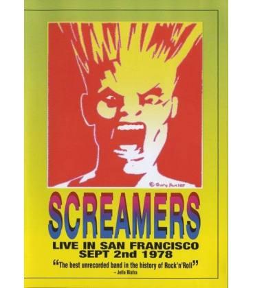 Live 1978 In San Francisco-1 DVD