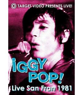 Live In San Francisco 1981