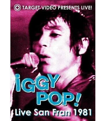 Live In San Francisco 1981-1 DVD