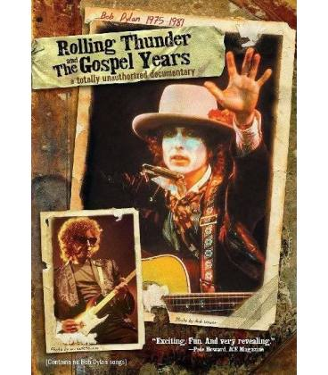 1975-1981: Rolling Thunder & The Gospel Years-1 DVD