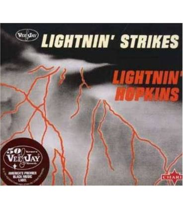Lightning Strikes-1 CD