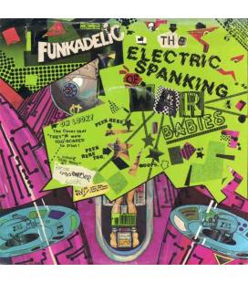 The Electric Spanking Of War Babies-1 CD