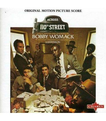 Across 110Th Street O.S.T.-1 CD