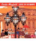 Live In Europe-1 CD