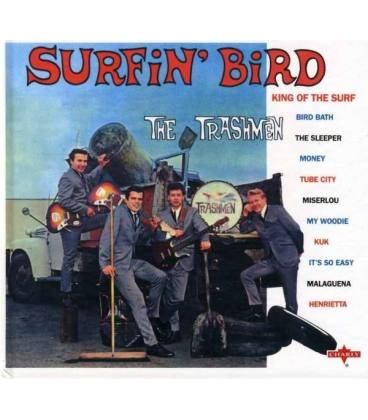 Surfin' Bird-1 CD