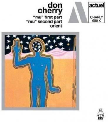 Mu Pt 1 & 2 / Orient-2 CD