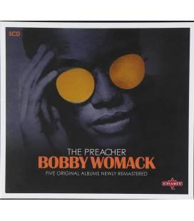 The Preacher-5 CD