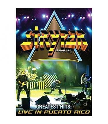 Greatest Hits: Live In Puerto Rico-1 DVD