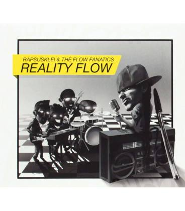 Reality Flow-1 CD
