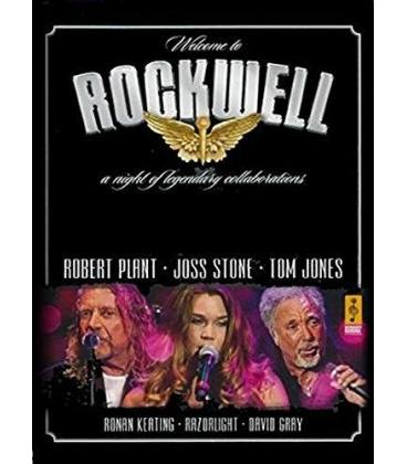 Welcome To Rockwell-1 DVD