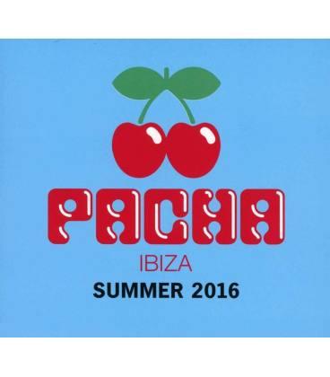 Pacha Ibiza Summer 2016-1 CD