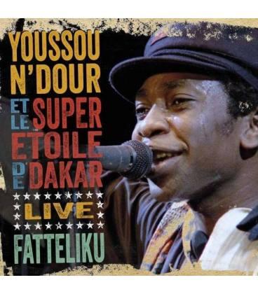 Fatteliku - Live-1 CD