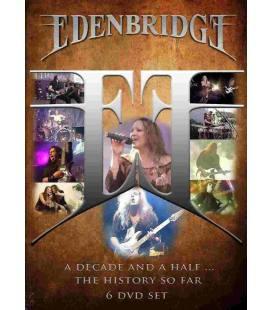 A Decade And A Half... The History So Far-3 DVD