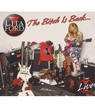 The Bitch Is Back... Live-1 CD