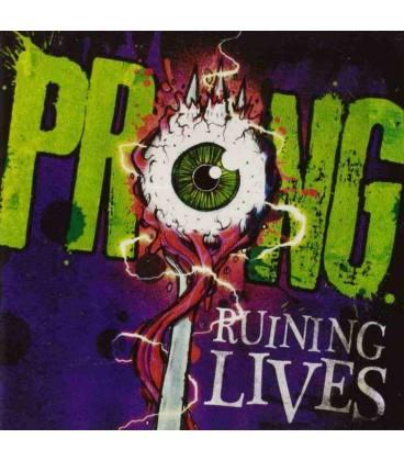 Ruining Lives-1 CD