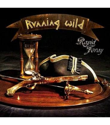 Rapid Foray-1 CD
