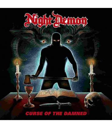 Curse Of The Damned-1 CD