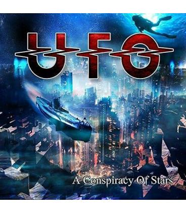 A Conspiracy Of Stars-1 CD