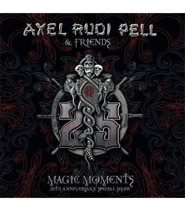 Magic Moments (25Th Anniversary Special Show)-3 CD