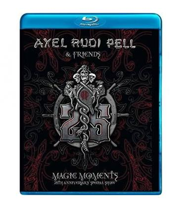 Magic Moments (25Th Anniversary Special Show)-1 BLU-RAY