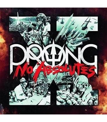 X - No Absolutes-1 CD