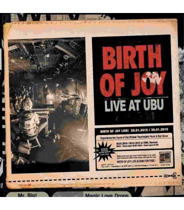 Live At Ubu-2 CD