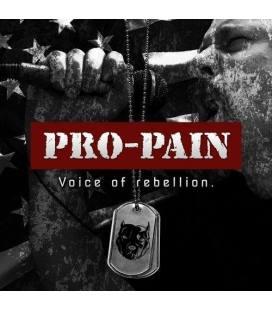 Voice Of Rebellion-1 CD
