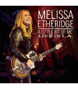 A Little Bit Of Me: Live In L.A.-1 CD+1 DVD