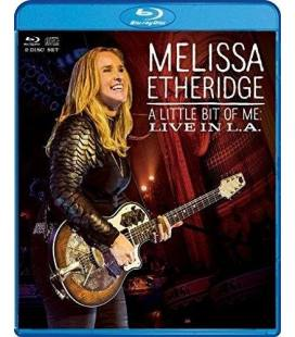 A Little Bit Of Me: Live In L.A.-1 BLU-RAY+1 CD