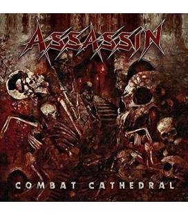 Combat Cathedral-1 CD