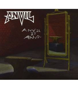 Anvil Is Anvil-1 CD