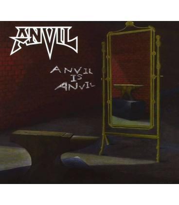 Anvil Is Anvil-1 CD