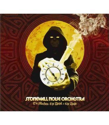 The Machine, The Devil & The Dope-1 CD