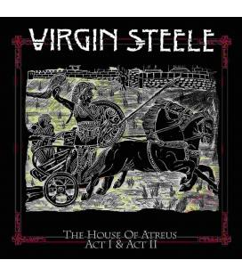 The House Of Atreus Act I & Act II-3 CD