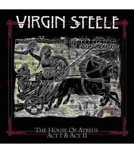 The House Of Atreus Act I & Act II-3 CD