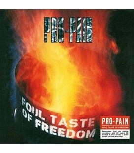 Foul Taste Of Freedom-1 CD