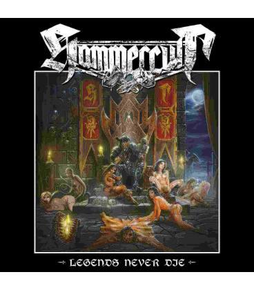 Legends Never Die-1 CD